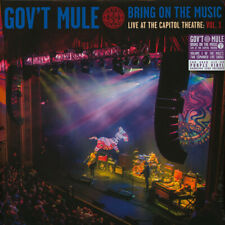 Gov't Mule - Bring On The Music: Live At The Capitol Theatre: Vol 3 [LP]