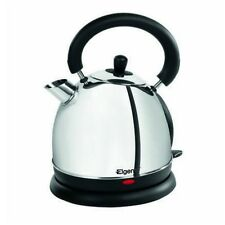 Elgento E10005 Traditional Dome Kettle 1.7L Stainless Steel