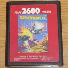 DEFENDER II pour ATARI 2600 VCS en boite notice Arcade game classic DEFENDER 2