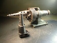 Precision Dovetail Offseting Radius and Angle Grinding Wheel Dresser, Used Good