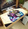 Anime Game JOJO's Bizarre Adventure Golden Wind Melone Game Mouse Pad Gifts