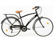 Moma bikes bicicleta Urbana/paseo City28 ALU Shimano 18v. Sillin confort