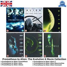 Prometheus A Alien-la evolución 6 Colección de película: Prometeo/Aliens Dvd