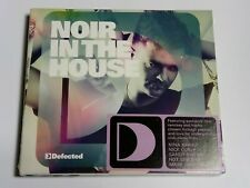 New & Sealed DEFECTED PRESENTS - NOIR IN THE HOUSE - 2CD