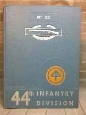 May 1953 44th Infantry Division Class Book