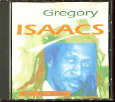 GREGORY ISAACS - OVER THE BRIDGE - FRENCH 1994 CD ALBUM [1171]