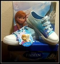 BRAND NEW! ORIGINAL FROZEN Girls Toddler lace up ox Shoes size 5 Free Ship!