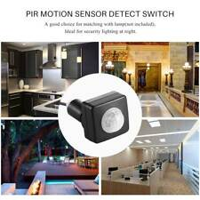 Surface PIR Sensor Detector Light Ceiling Occupancy Motion Mount Switch 360°
