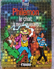 Fred Philemon le chat a neuf queues  (French) (1978)