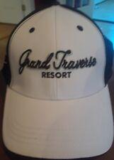 New Grand Traverse Resort Acme Michigan Golf Hat Baseball Cap Black The Bear