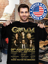 Grimm 09th anniversary 2011-2020 thank you for the memories signatures T-Shirt