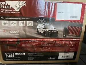 weBoost 470254 Drive Reach Fleet Signal Booster…box was opened but not used