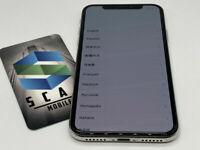 Apple iPhone X - 64GB - Silver - Factory Unlocked - Rear Camera