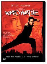 Romeo Must Die (DVD, 2000)