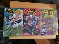 BATMAN '66 VOLUME 2-4 ~ DC HARD COVER ~~ NEW SEALED *3 BOOK LOT*