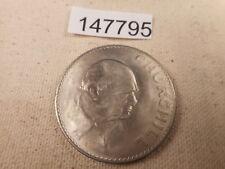 1965 Great Britain Crown Nice Collector Grade Album Coin - Churchill - # 147795