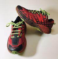 Hoka One One Speedgoat 2 Men's size 8.5 Trail Running Shoes 1016795 GJGR