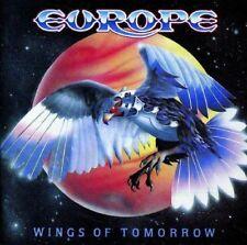 Europe - Wings Of Tomorrow NEW CD