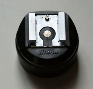 NIKON Accoppiatore Flash Nikon AS-1 Adattatore contatto caldo per F2, F2A, F2AS