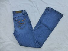 WOMENS SEVEN7 FLARE JEANS SIZE 27x31.5 #W2457