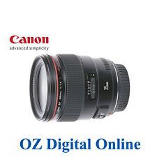 Canon EF 35mm f/1.4L USM Lens f1.4L f1.4 +1 Year Au Wty