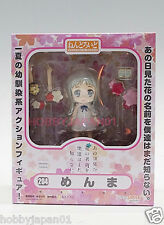 Nendoroid Anohana The Flower We Saw That Day Menma Figure 100% Authentic!!