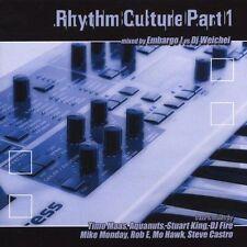 Various Artists-Rhythm Culture Part 1 CD NEW