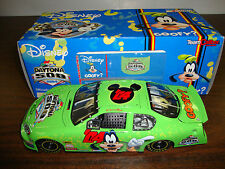 Goofy---Disney Daytona 500 Event Car---Team Caliber Preferred---Diecast---2004