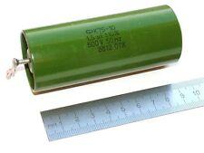 K75-10 500V 1.5uF Hybrid PIO capacitors. Lot of 4 pcs. NEW, NOS!
