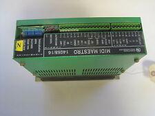 USED CONTROL TECHNIQUES MIDI MAESTRO 140X8/16  DRIVE