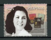 Philippines Stamps 2019 MNH Edith Tiempo Poets Writers Famous People 1v Set