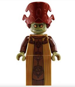 Lego Star Wars Minifigure Nute Gunray 9494 **New** **Rare**