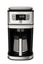 Cuisinart DGB-800 Burr Grind & Brew Coffeemaker, Stainless Steel