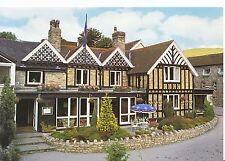 Derbyshire Postcard - Peveril of The Peak Hotel - Dovedale    A4449
