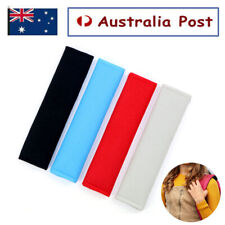 2XCar Seat Belt Cover Pads Car Safety Cushion Covers Strap Pad For Adults Kids