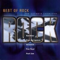 BEST OF ROCK SAMPLER 2 CD MIT PINK FLOYD UVM NEW