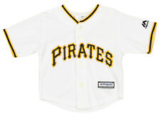 Majestic MLB Baseball Infants Pittsburgh Pirates Home Jersey
