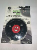 Green Biscuit ORIGINAL Hockey off-ice Passing Training Puck New Jersey DEVILS