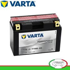 Batteria Varta AGM 12V 8Ah 509902008 YT9B-BS Yamaha YZF-R YZF-R6 S RJ09