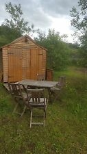 Camping Pod hire located in Scotland  (between Stirling and Glasgow)