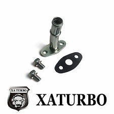 Turbo Oil Drain Return Pipe Kit Garrett Ball Bearing GT25 GT28 GT30 GT35 UK
