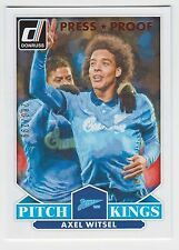 AXEL WITSEL 2015 Donruss Soccer Pitch Kings Bronze Press Proof #/299 #2