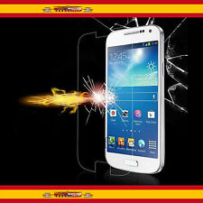 CRISTAL TEMPLADO PROTECTOR PANTALLA 0.3MM PARA SAMSUNG GALAXY S4 I9505 PREMIUM