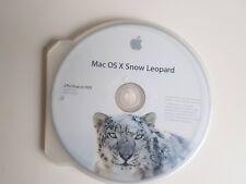 Mac OS X Snow Leopard Install DVD Version 10.6