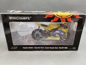 "1:12..Minichamps--Yamaha YZR-M1 MotoGP 2006 Camel ""V. Rossi"" / 5 O 979"