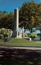 War Memorial at Fredericton New Brunswick CAN 037