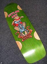 Bulldog Skates BDS Outlaw Deck Old School Skateboard Decks READ FULL ADD PLEASE