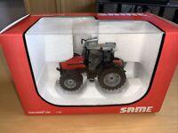 Ros Same Deutz Explorer3 100 Die Cast 1:32 Scale Farm Model Tractor New Boxed