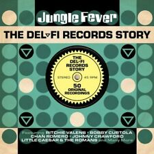 Jungle Fever - The Del-Fi Records Story 2CD NEW/SEALED