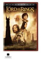 The Lord of the Rings: The Two Towers (Widescreen Edition) (2002) - DVD - GOOD